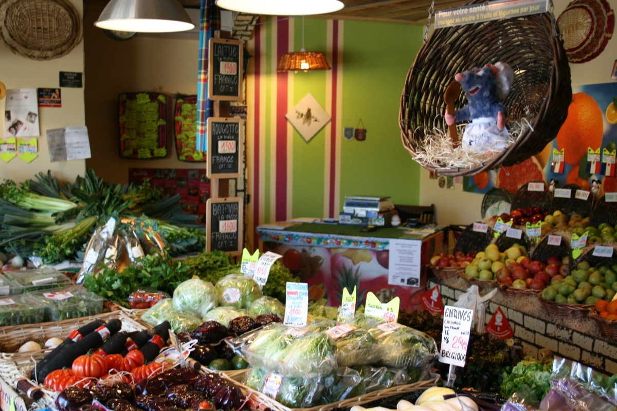 fruit et légumes lézan primeur de la gare